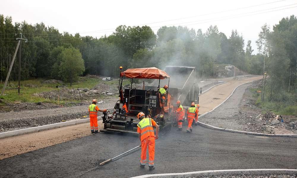 asfaltti työpaikat Heinola