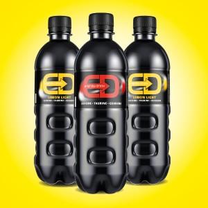 ED energiajuomat nyt tarjoushintaan 2 kpl 5 €.