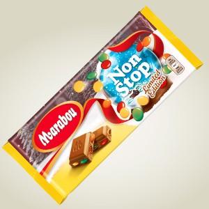 Marabou Non Stop suklaalevy 200 g 3,50 €