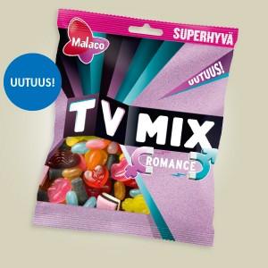 Makoisa uutuus TV Mix Romance 3,90 €