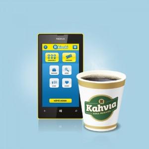 Lataa Ärrän mobiiliappsi - saat ilmaisen kahvin!