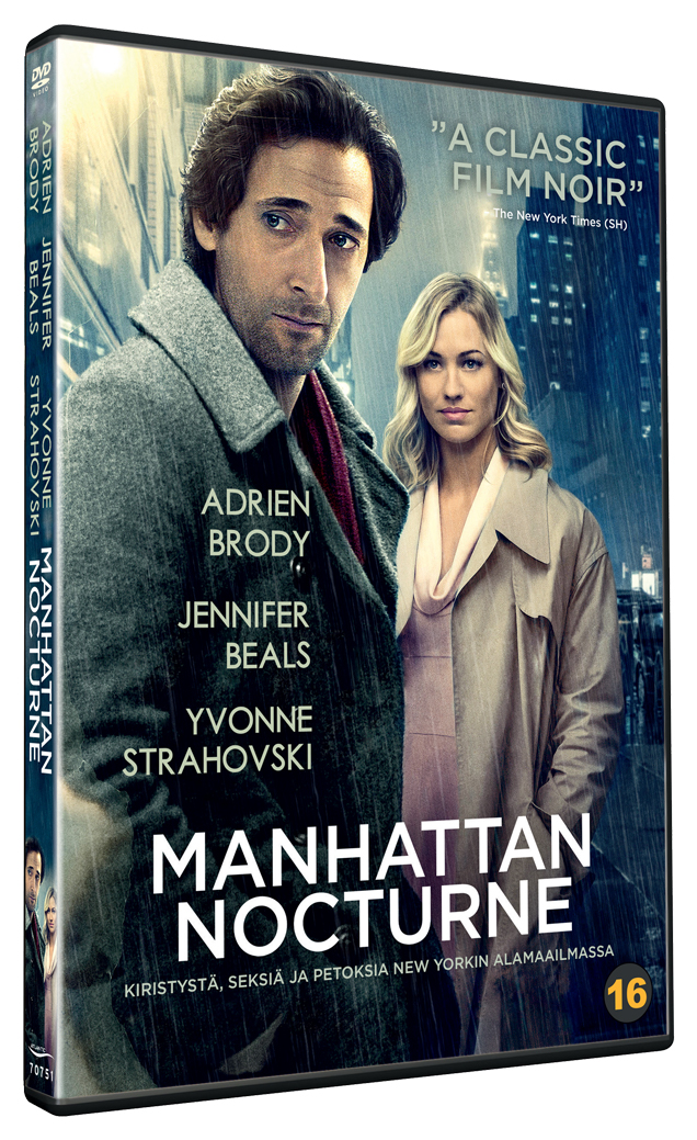 Manhattan Nocturne by Colin Harrison (2008, Paperback)