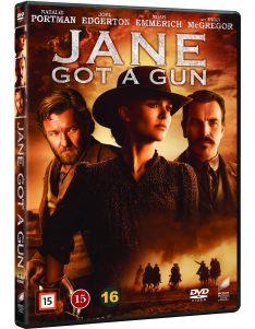 JaneGotAGun_DVD