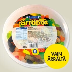 Ärräbox 2 kpl 5 €