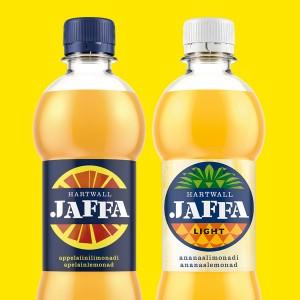 Jaffa Appelsiini ja Ananas light 0,5 l 3,50 € / 2 kpl