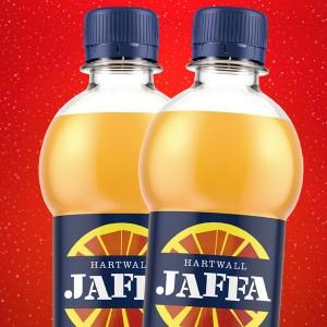 Jaffa 0,5 l virvoitusjuomat 2 kpl 3,50 €