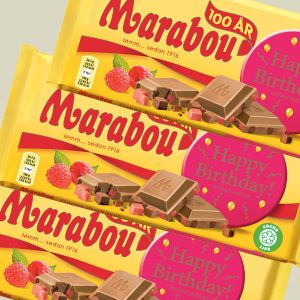 Marabou Juhlalevy 2 kpl 5,50 €
