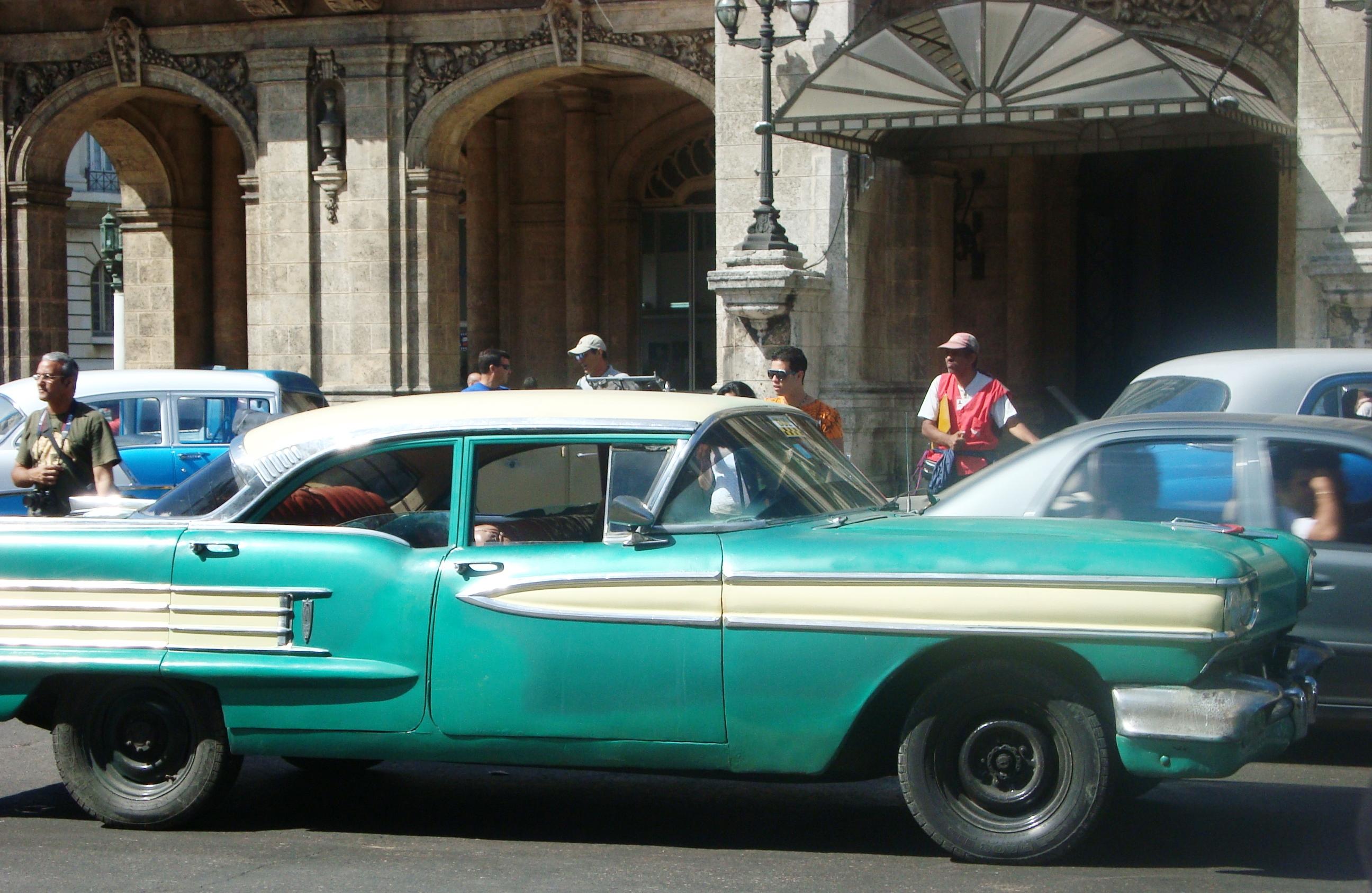 Havanna paikalliseen tapaan