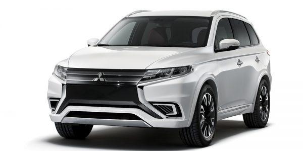 Mitsubishi PHEV-concept