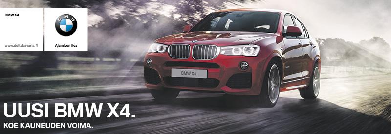 BMW X4-sarja