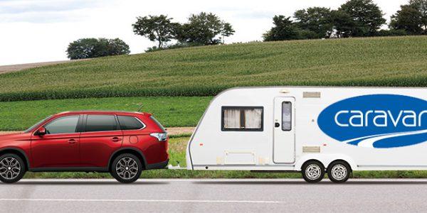 Delta Auto ja Mitsubishi Caravan-messuilla