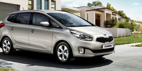 Kia Carens Family Edition