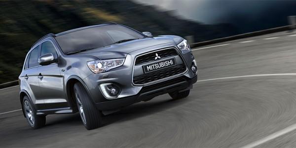 Mitsubishi ASX-mallistoon uusi diesel-moottori