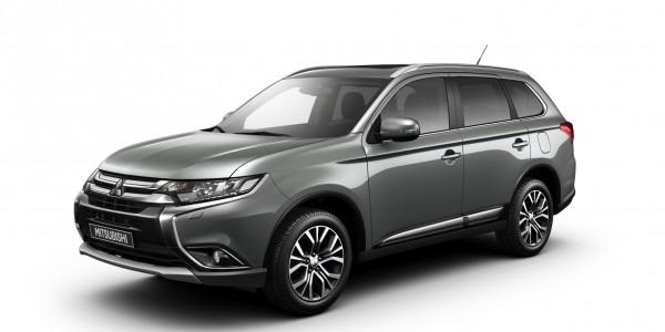 Uusi Mitsubishi Outlander