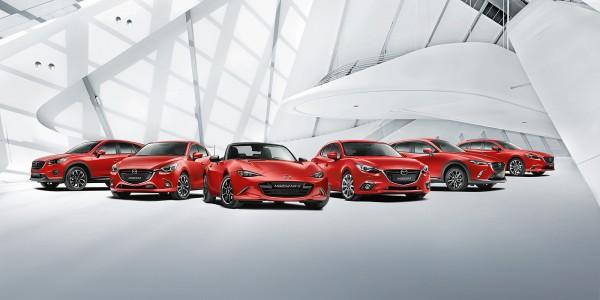 Mazda Koeajokiertue