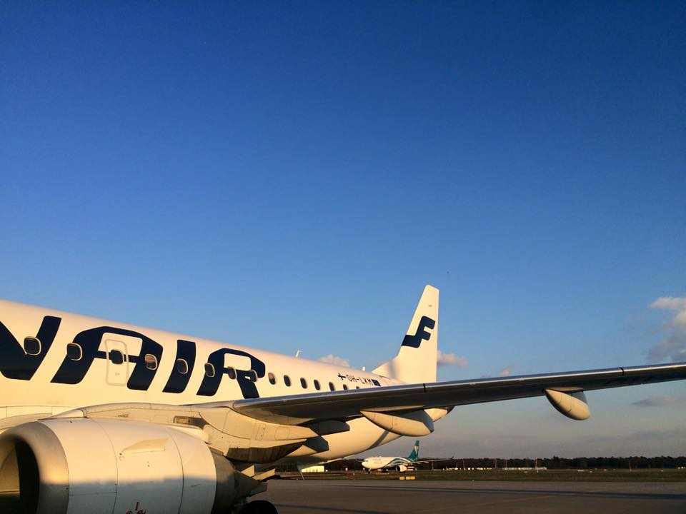 Helsinki Airport is more fun with Finnair Plus