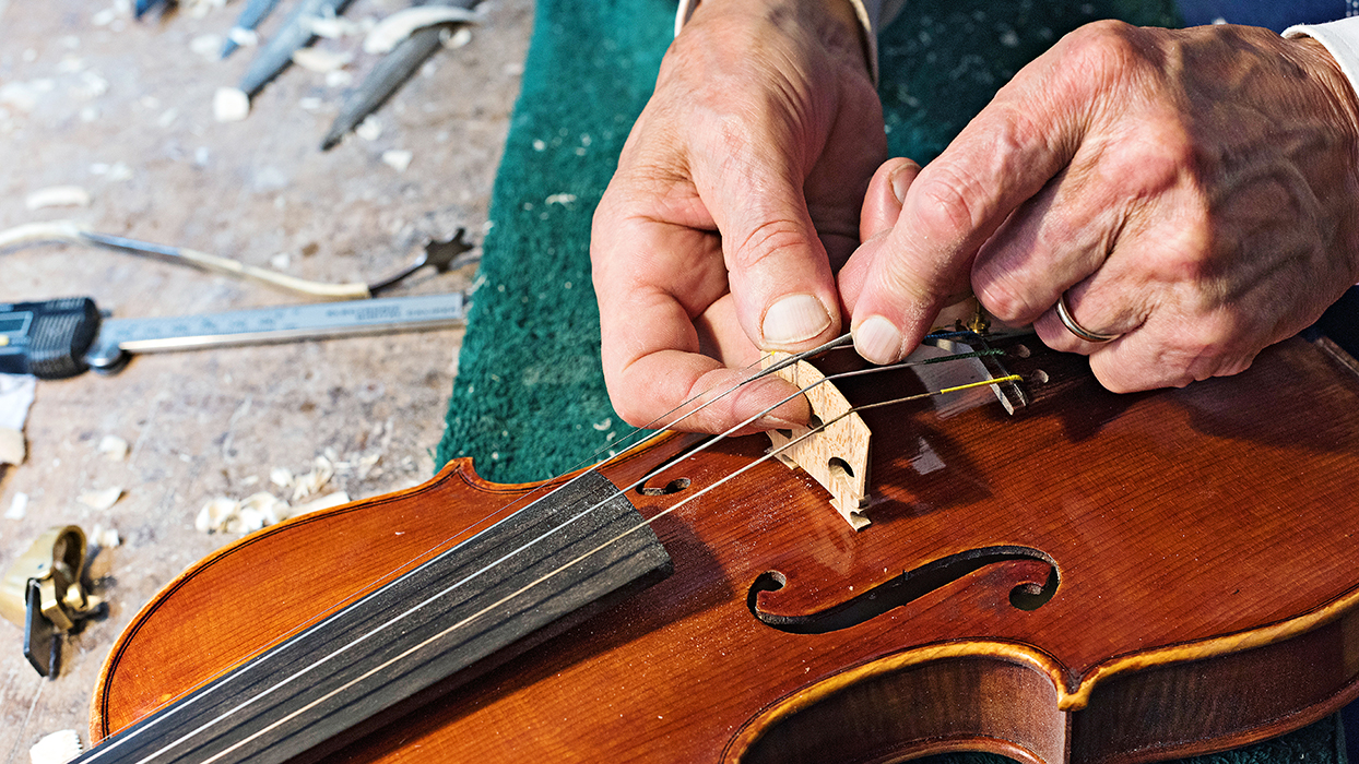 Meet Italy's next-generation of violin makers