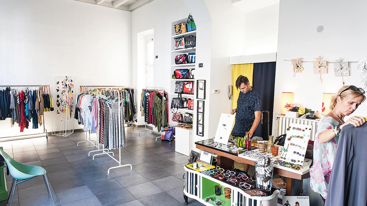 Best of indie fashion in Milan