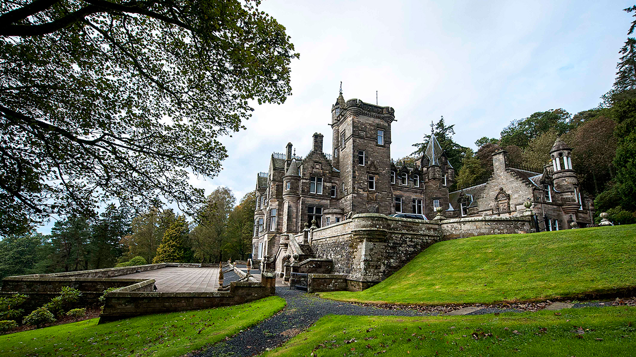 5 Scottish castle stays that ooze history
