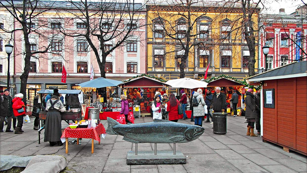 The best of seasonal Oslo