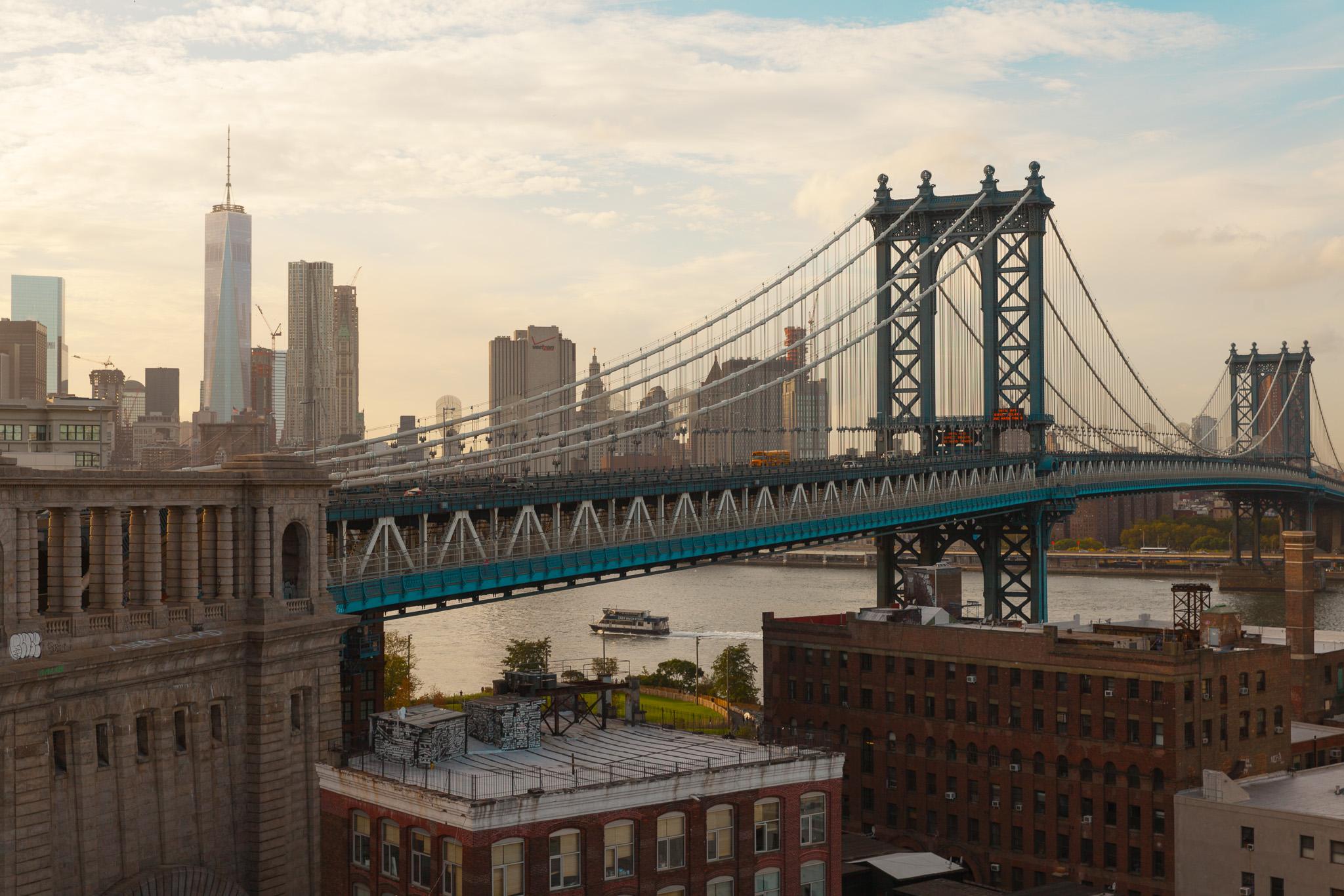 Lennän luoksesi New York