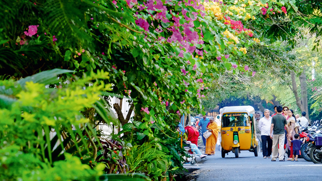 Discover south-east India's French secret
