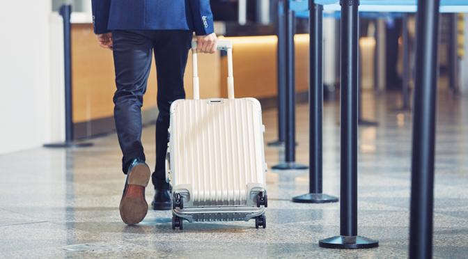 Millä kapsäkillä matkustamoon?