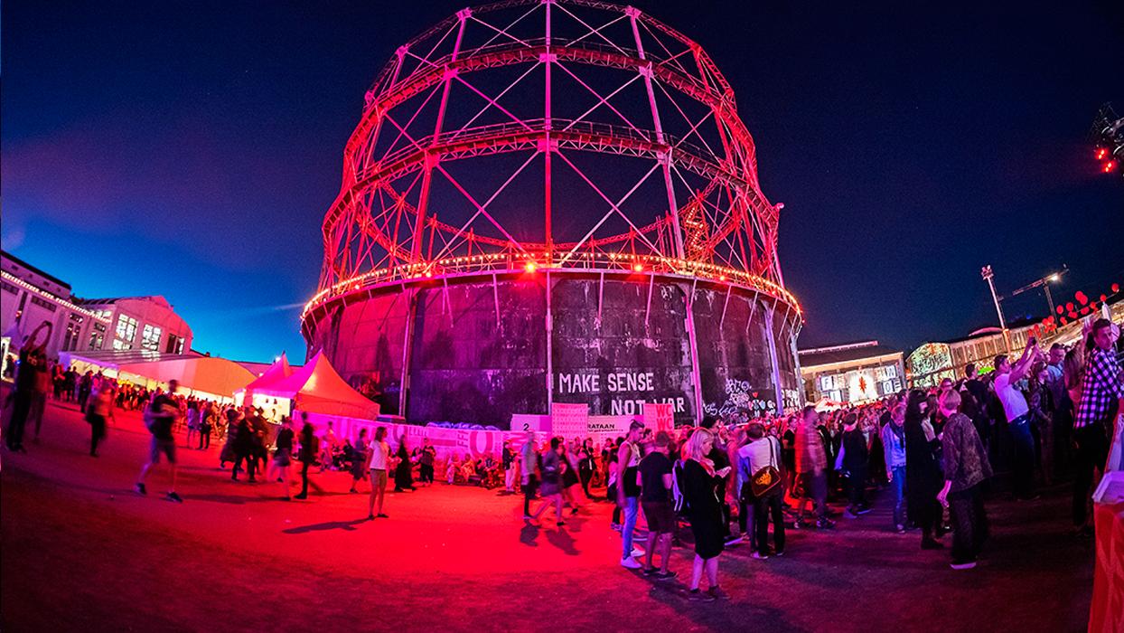 Experience Helsinki's hippest festival