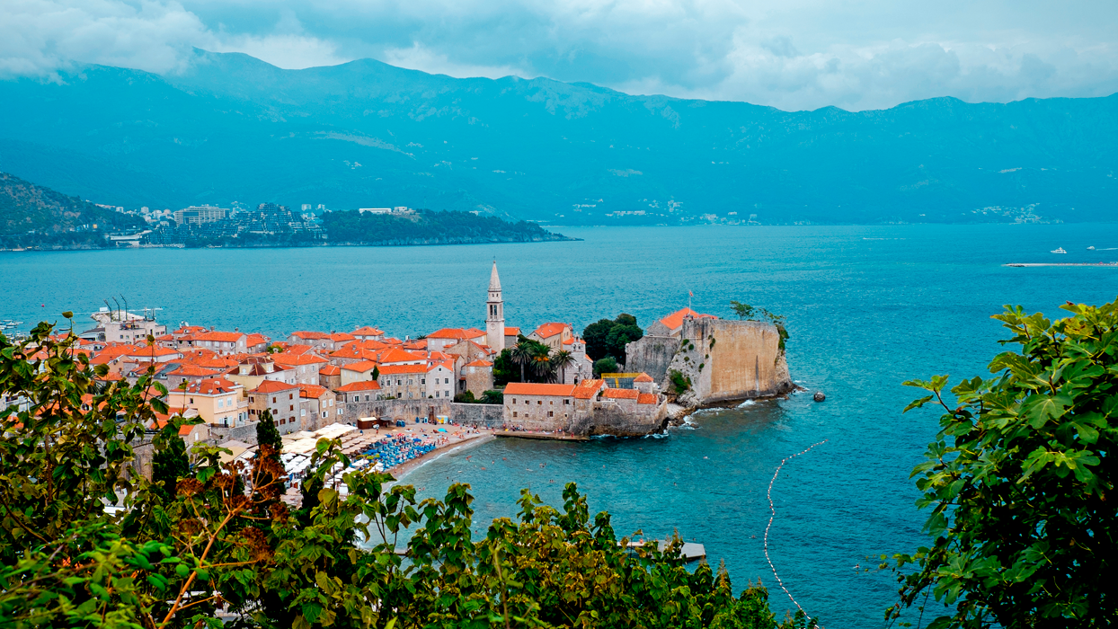 Go for the Adriatic, stay for the food