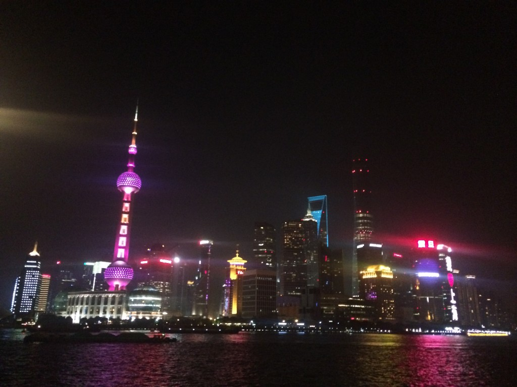 Sleepless in Shanghai