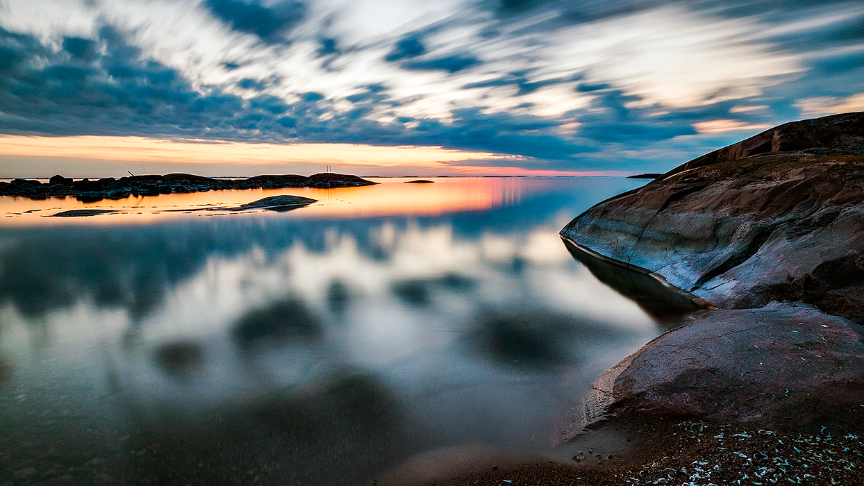 Take a short break to the Finnish Archipelago