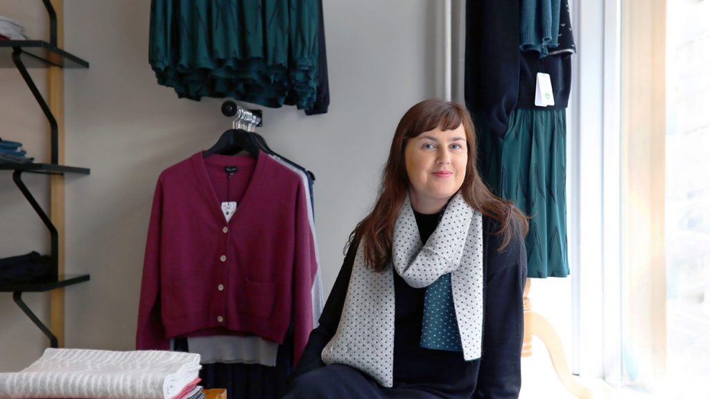 3 x knitspirational boutiques in Helsinki