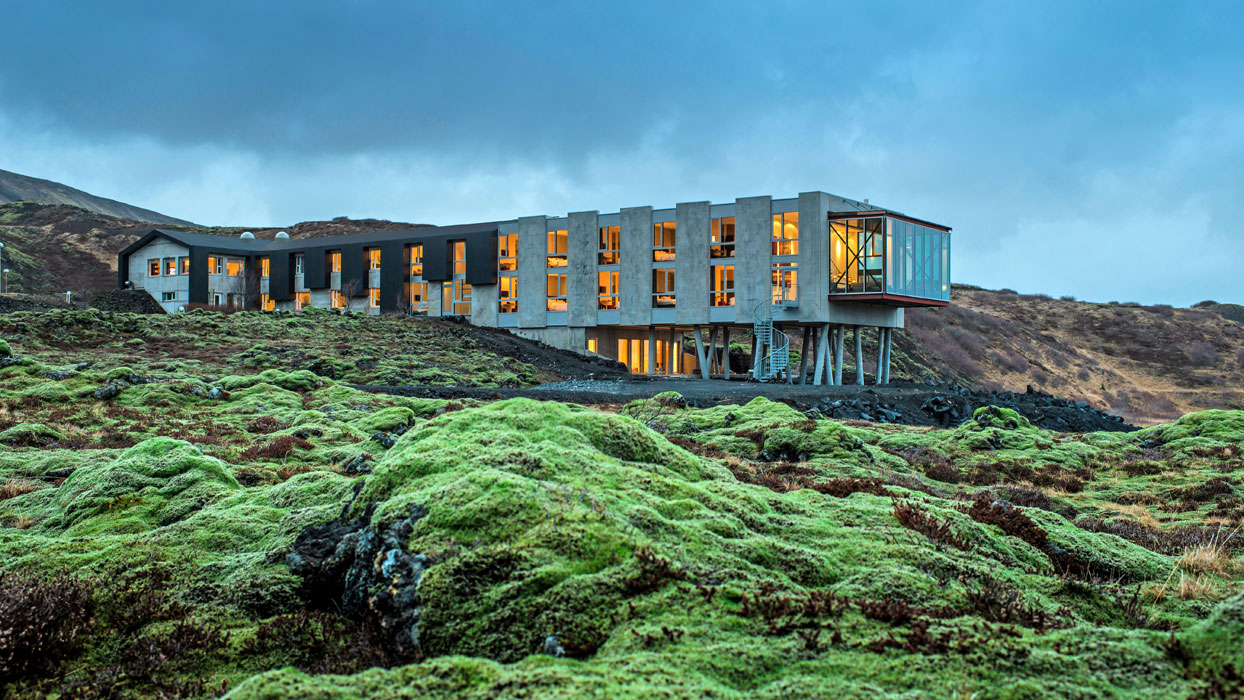 Discover a clean green Iceland in any season