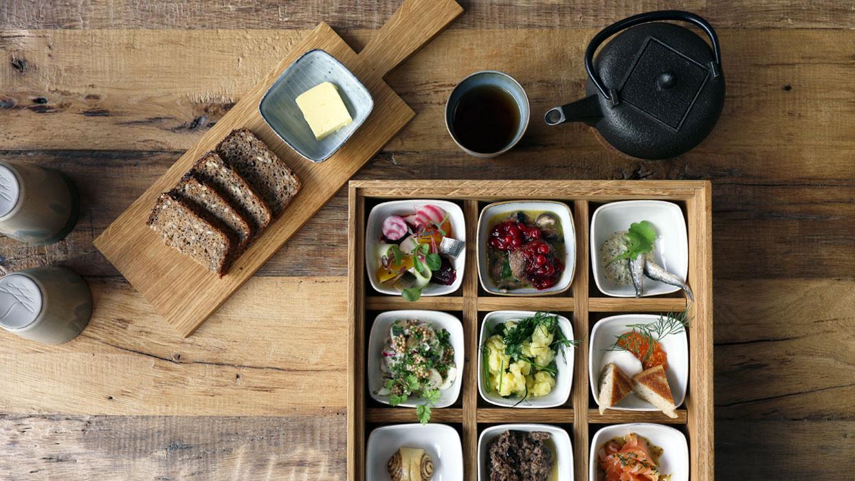 Try fusion cuisine in Helsinki