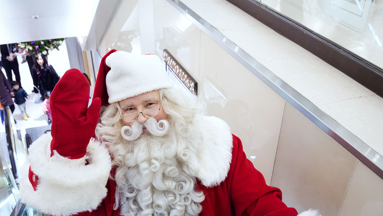 Ho Ho Ho: Santa shares his travel secrets