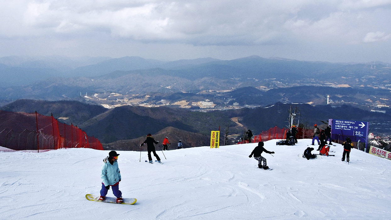 Your K-powder go-to guide in Gangwon-do