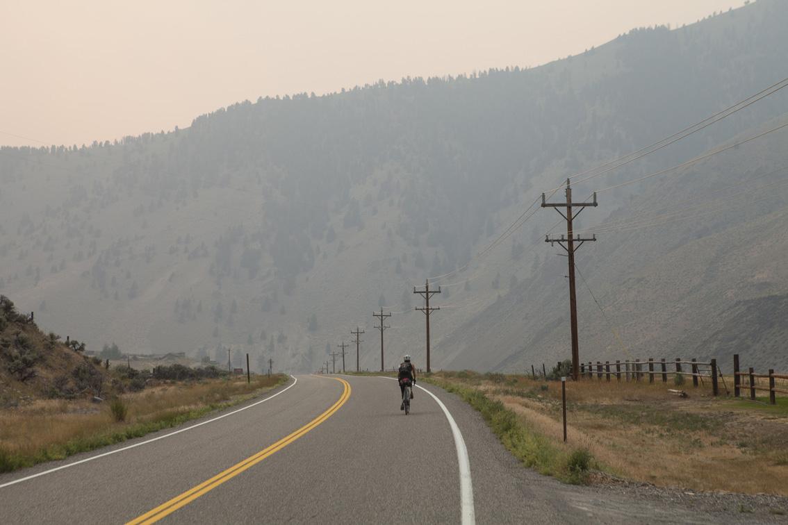 Polkupyörä on mainio jään murtaja