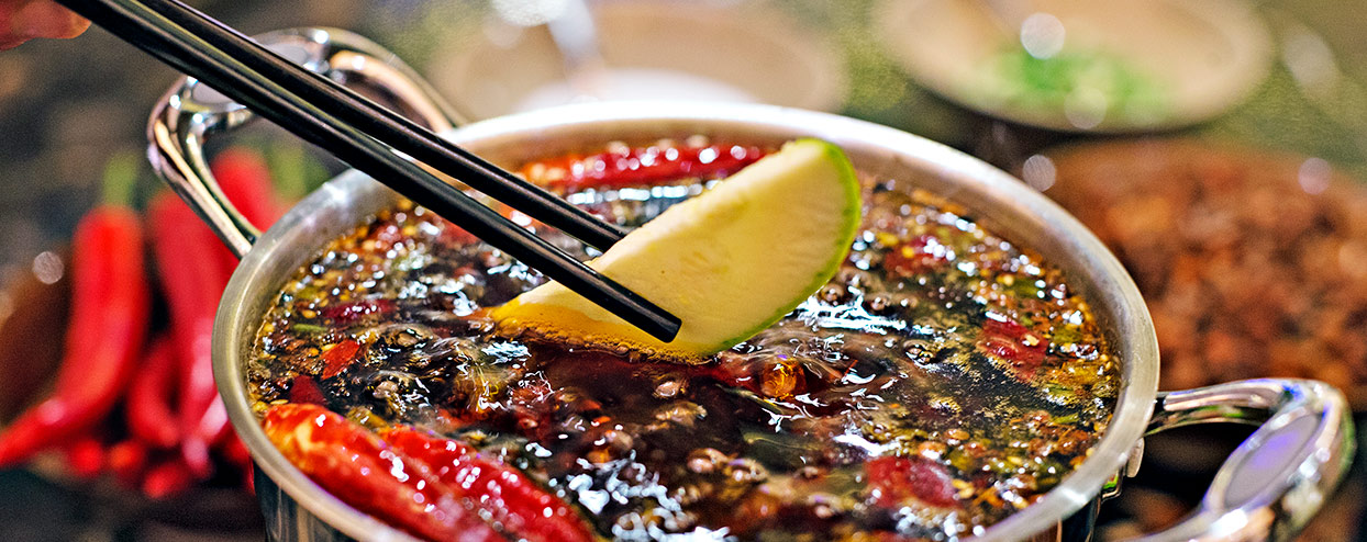 Spice up your life with a Chongqing hotpot