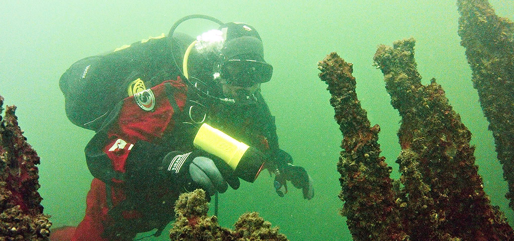 Beginner's guide to Åland's ancient underwater relics
