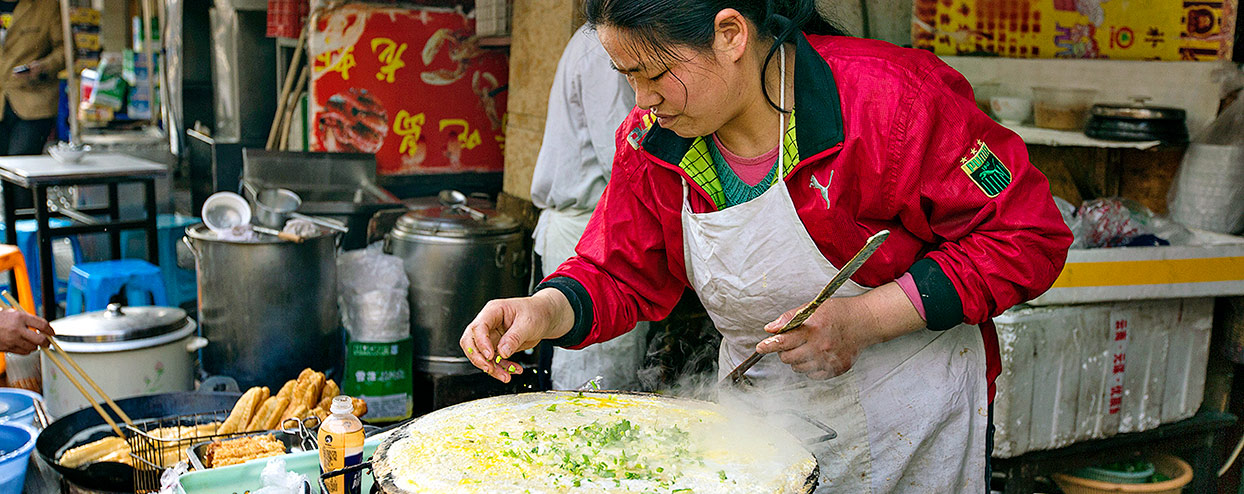 Where to tantalise your taste buds in Shanghai