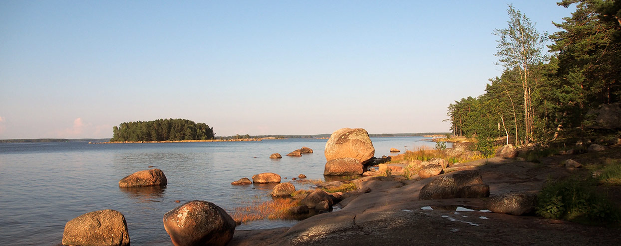 Take a tour of Finland's eco island