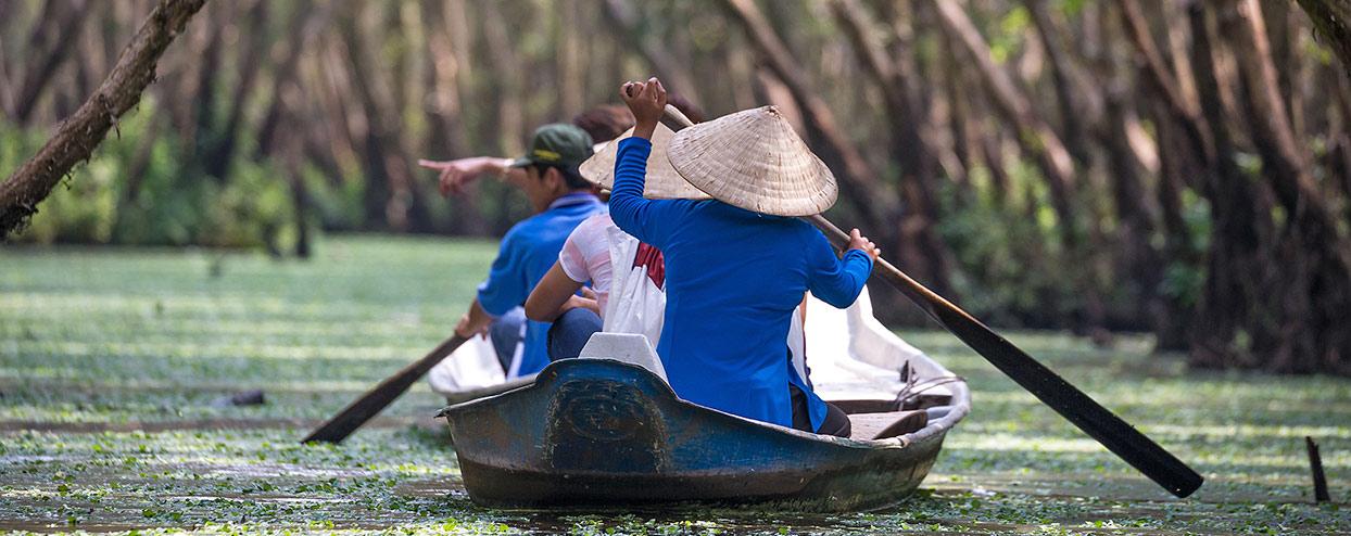 Navigating Vietnam's magical Mekong