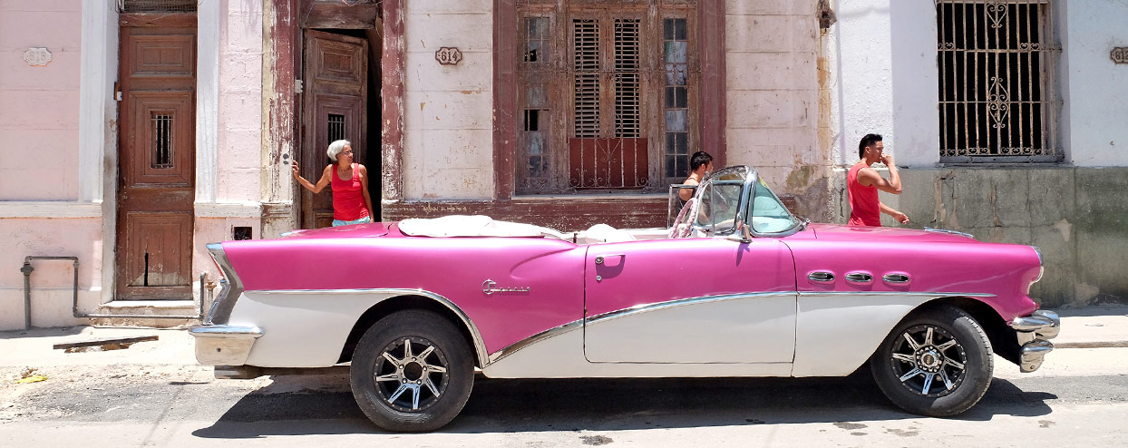 Take your pick: Havana six ways