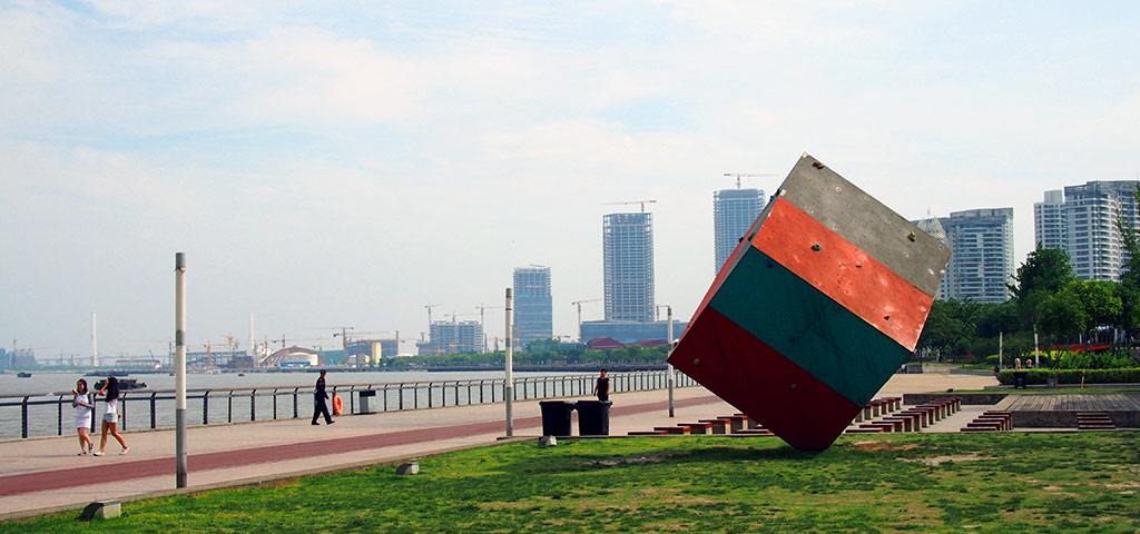 Discover why Shanghai is where it's at for art