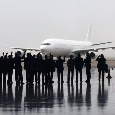 End of an era: Farewell to the A340
