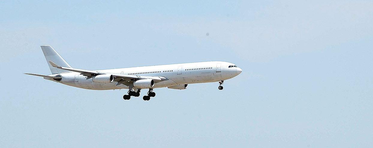 Where do aircraft go to retire?