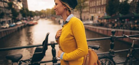 Seven ways to cycle like an Amsterdammer