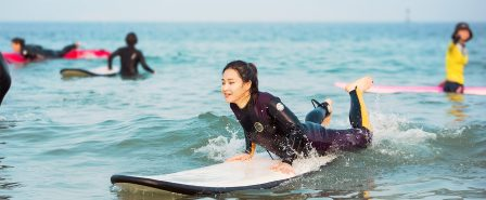 Catch the wave in South Korea's second city