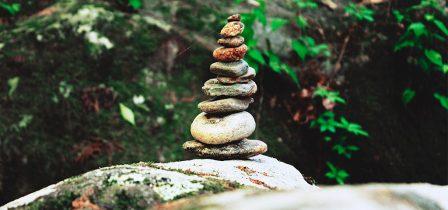 Is rock balancing the new yoga?