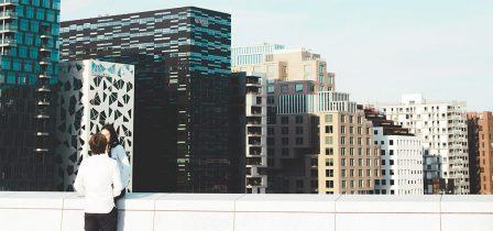 City scoop: Oslo's urban makeover